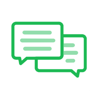123-step-2-messaging-green-icon